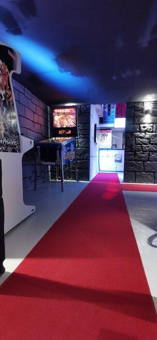 Minispelhallen/lobby