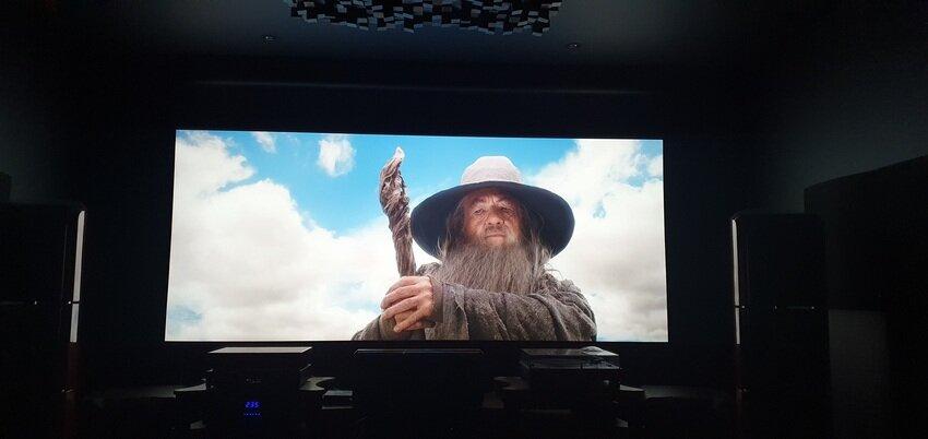 The hobbit 4k hdr atmos