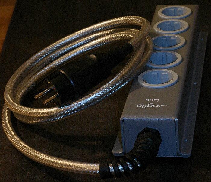 Audio Agile Line nätlist