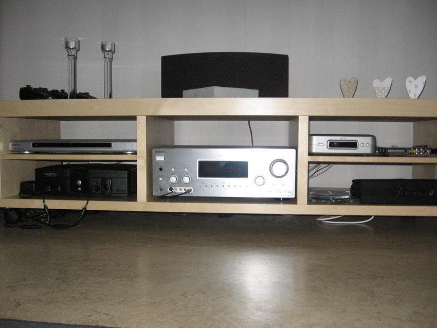 nya tv-möbeln