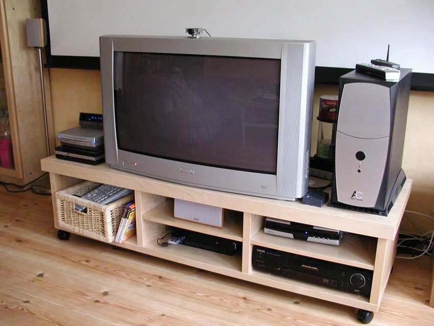 TV-bänken