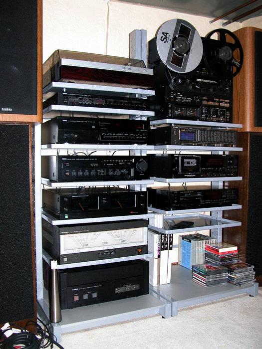 Lyssnings/inspelningsrum i källaren