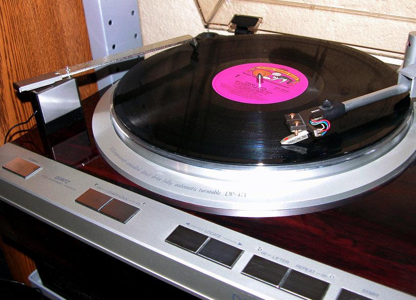 Vinylen lever