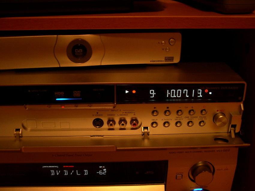 Pioneer DVR-540HXN