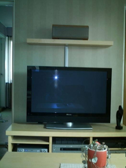 Matar tvn me 720p via Monster 400 hdmi cable