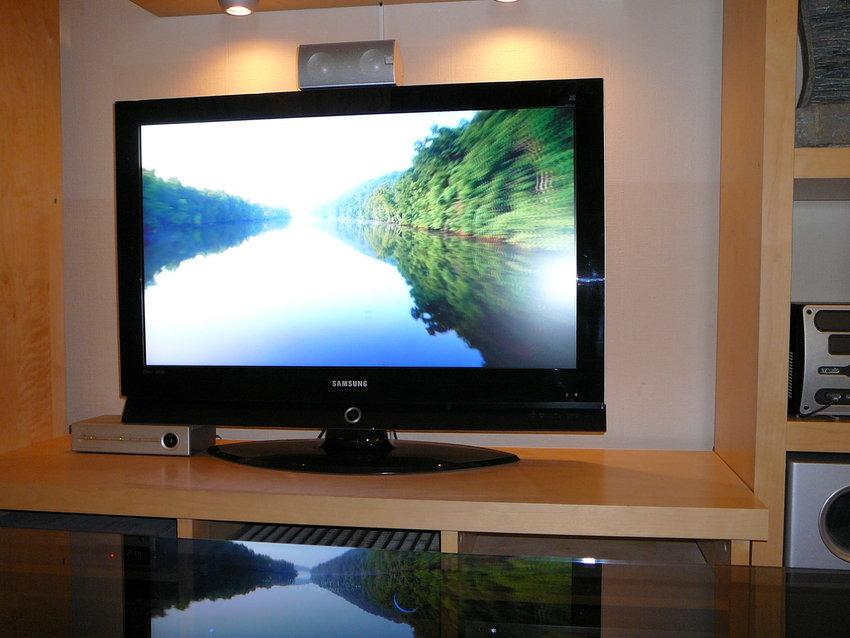 Panorama bildserie - LCD