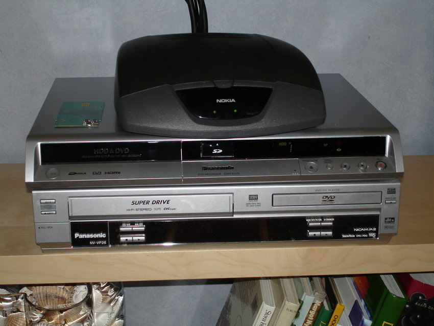 DVD och Video