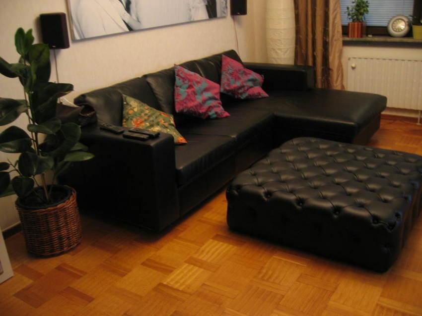 Mysiga soffan