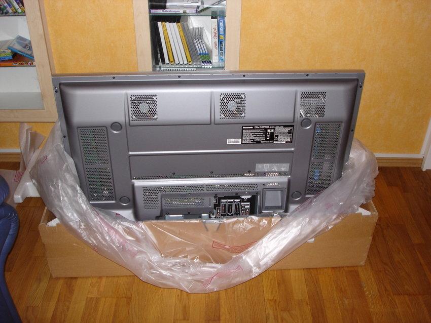 Ny TV! TH-42PV600