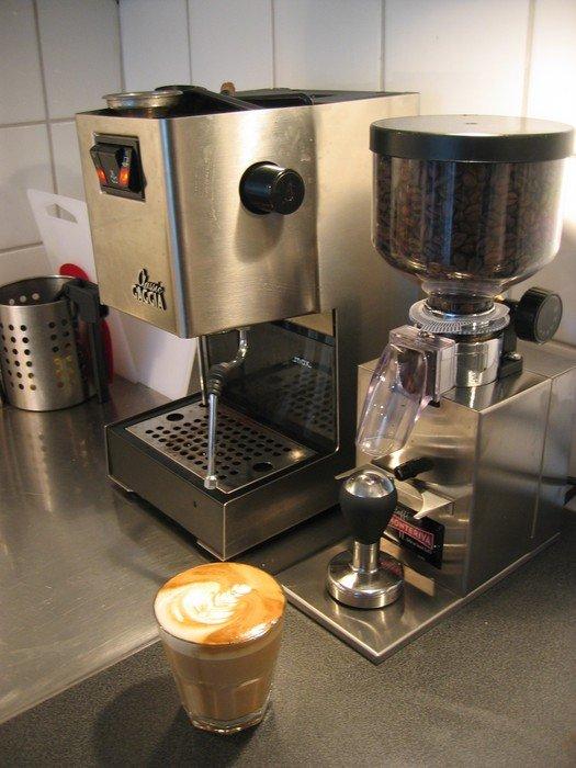 Dagens första kaffe!