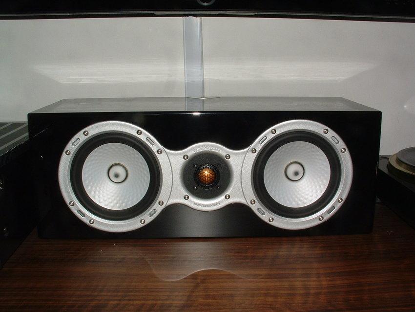 Monitor Audio Center högtalaren!