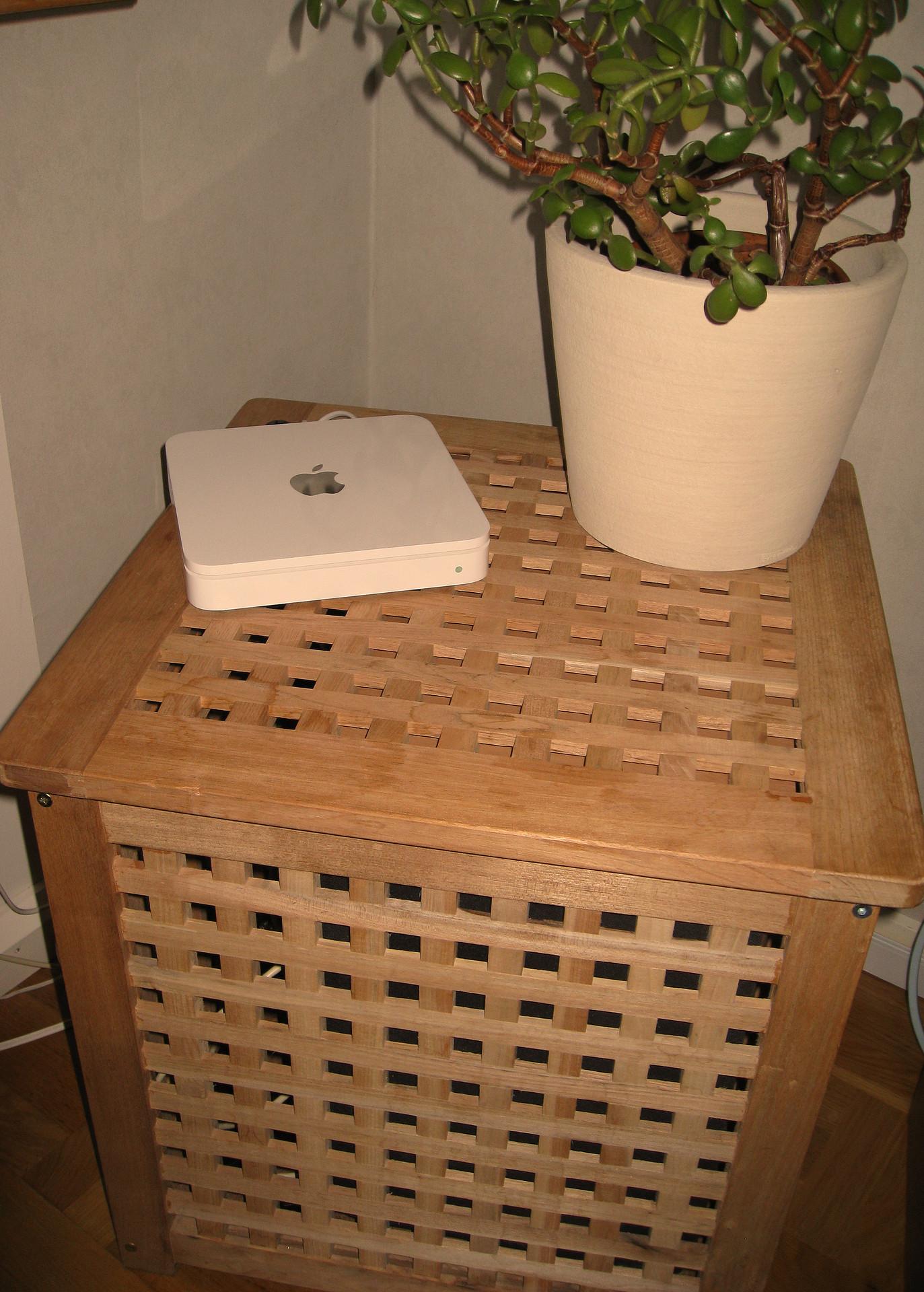 apple time capsule 500gb manual