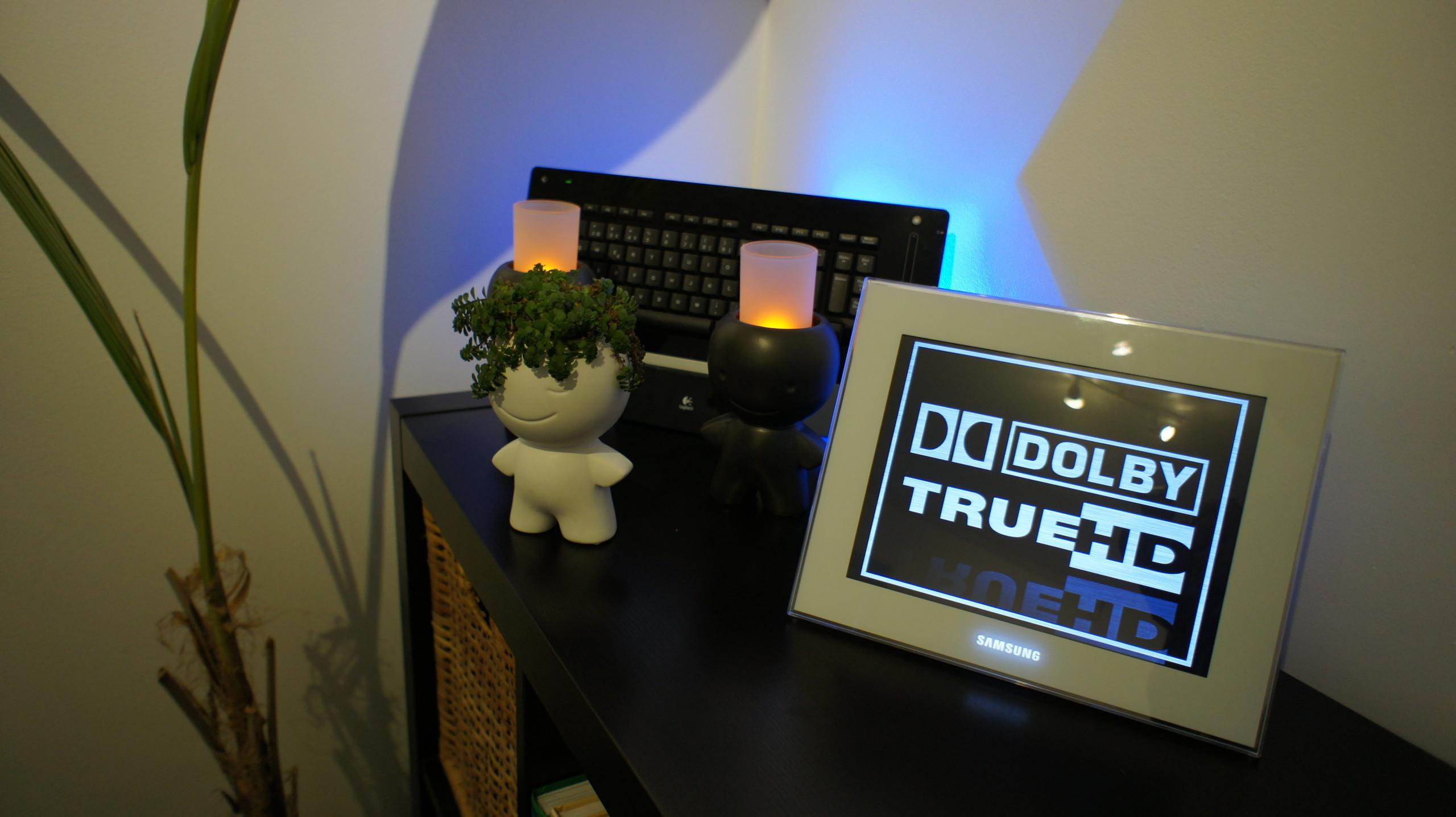 Bilder av Logitech diNovo Edge (SV) Tastatur