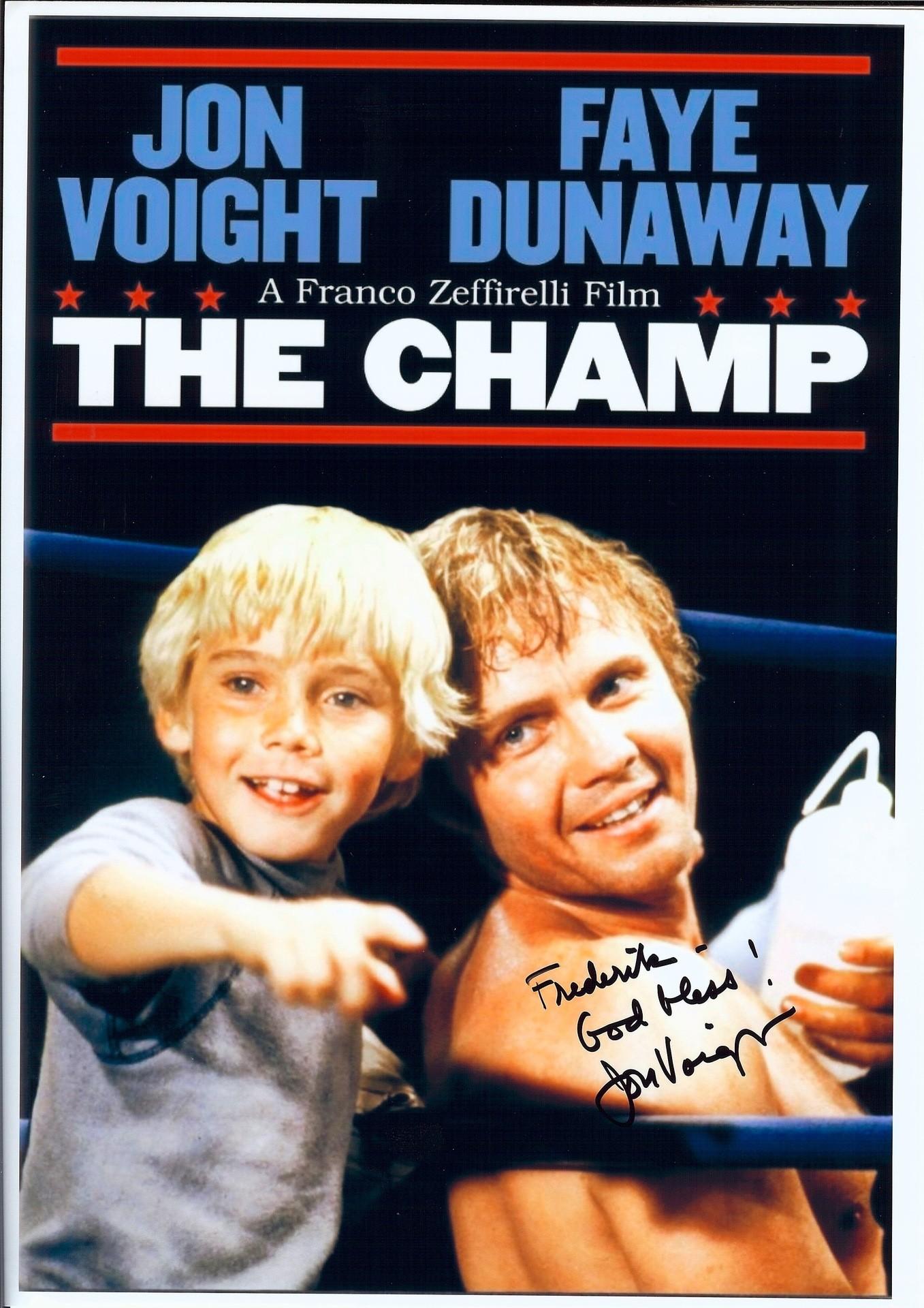 The Champ Movie 1979