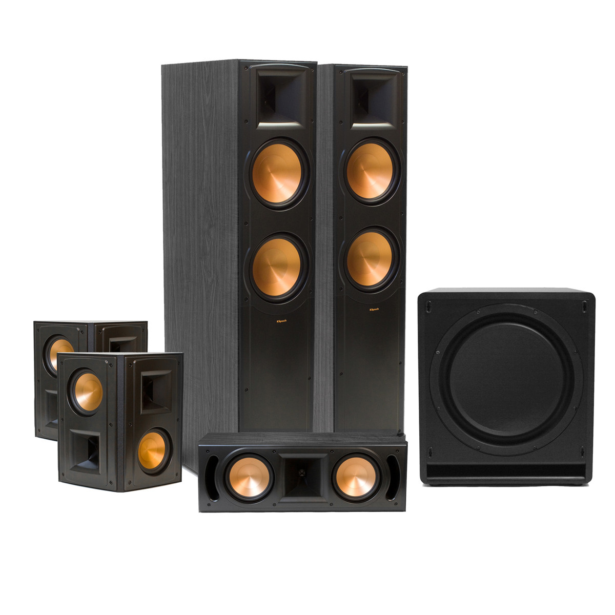 images of klipsch reference rc 62 ii centre speaker. Black Bedroom Furniture Sets. Home Design Ideas