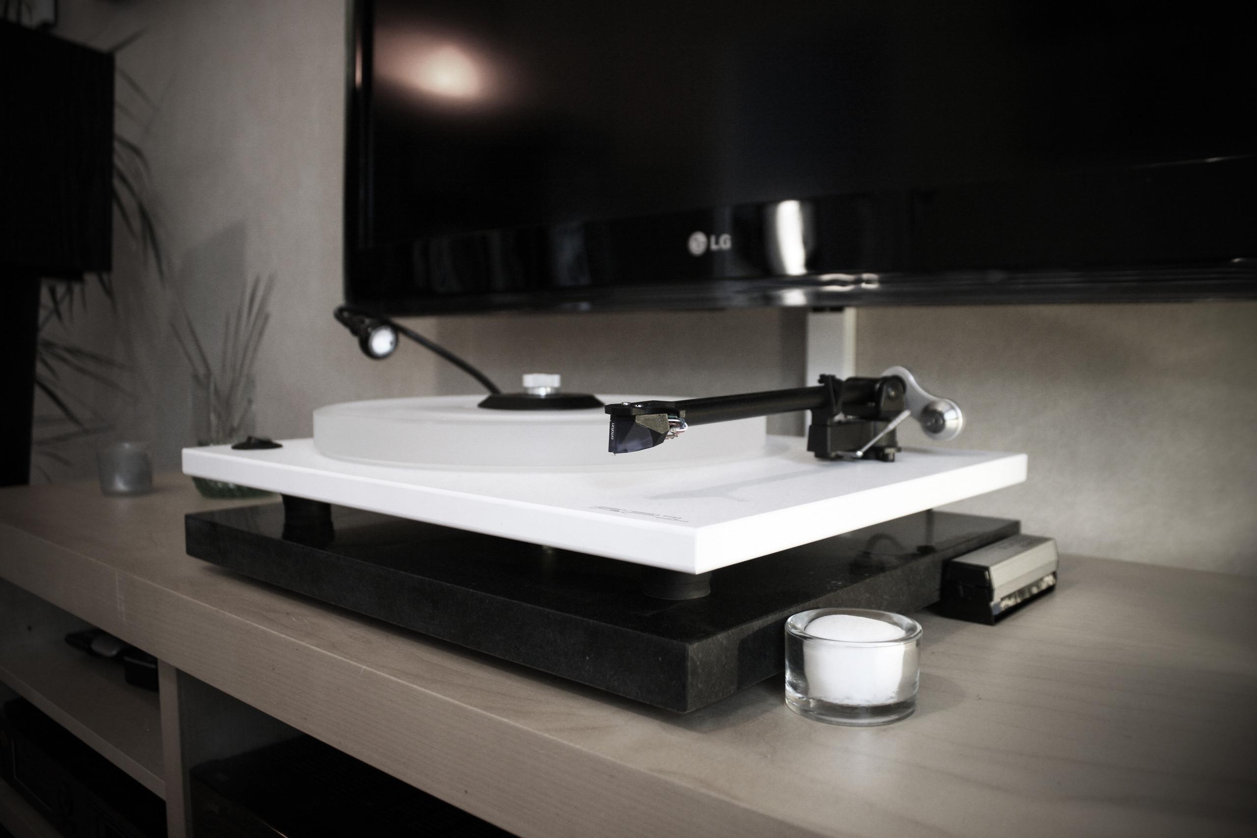 Rega Rp1 Platter Wobble Vinyl Engine