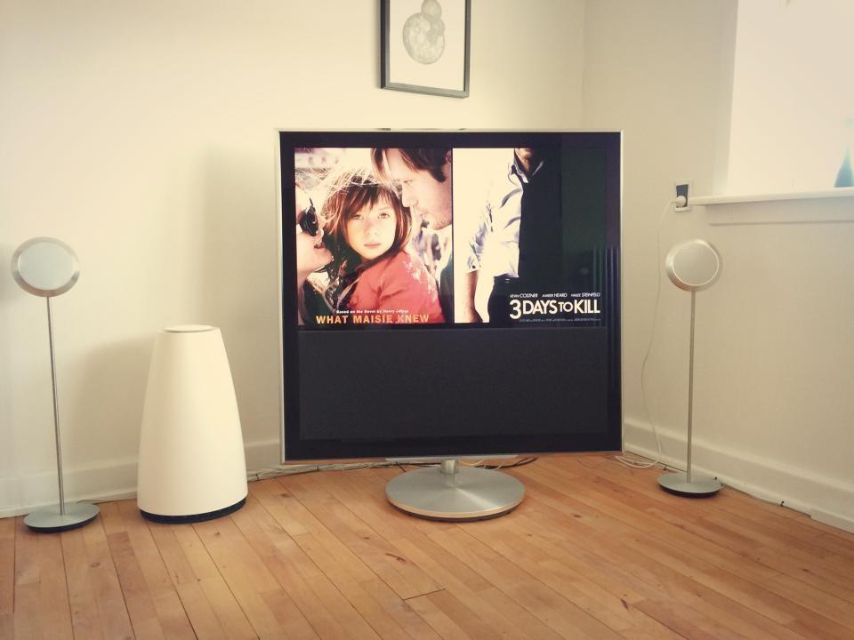 images of bang olufsen beolab 14 4 1 home cinema speaker. Black Bedroom Furniture Sets. Home Design Ideas