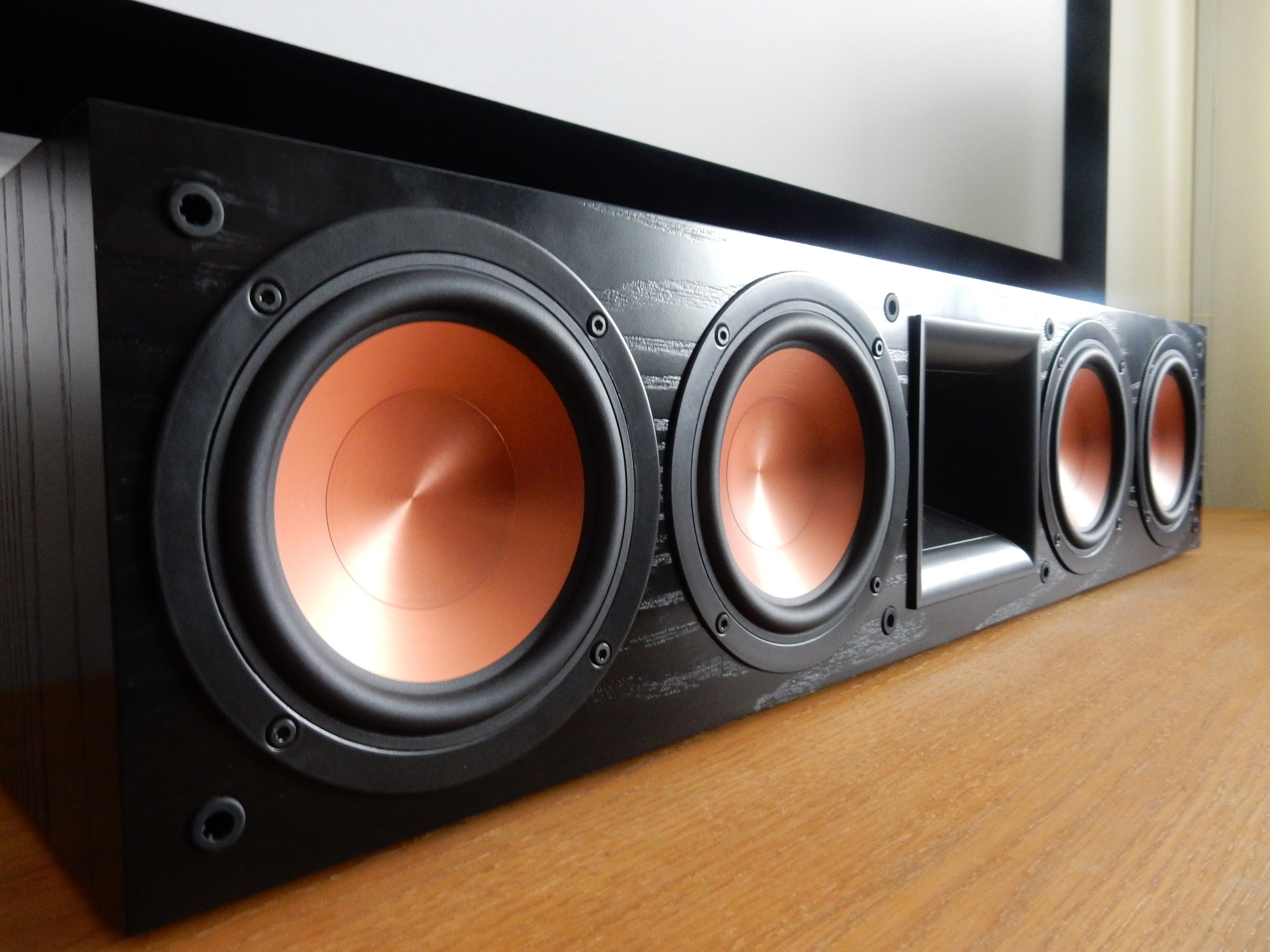 images of klipsch reference rc 64 ii centre speaker. Black Bedroom Furniture Sets. Home Design Ideas