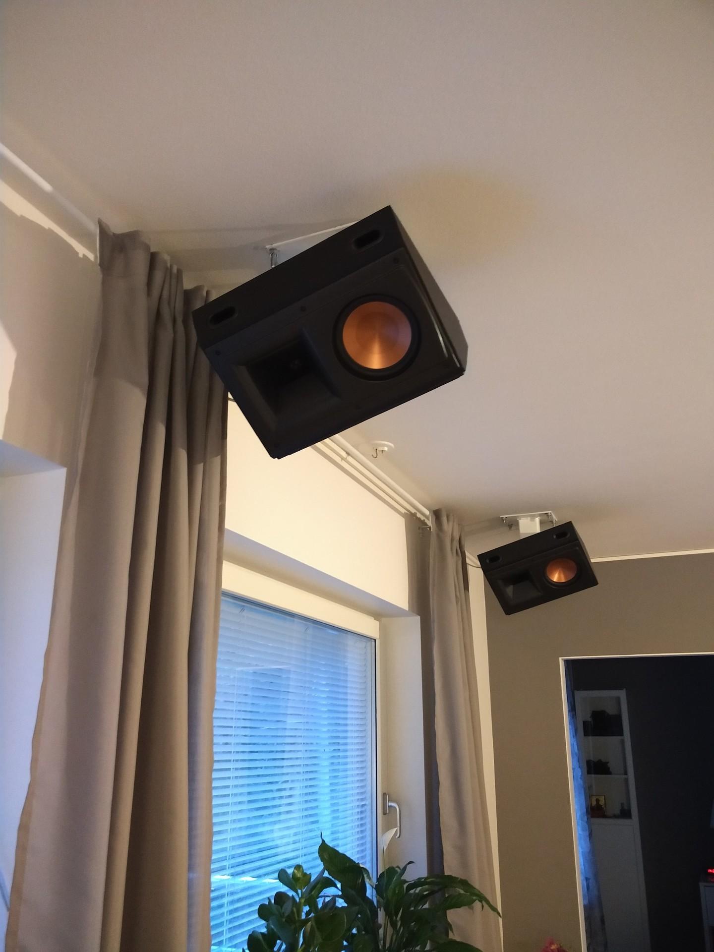 bilder p klipsch reference rs 62 ii stativh gtalare surroundh gtalare. Black Bedroom Furniture Sets. Home Design Ideas