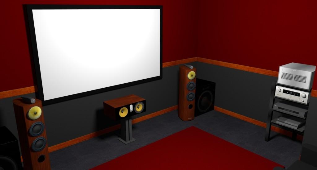 bilder av b w htm61 senterh yttaler. Black Bedroom Furniture Sets. Home Design Ideas