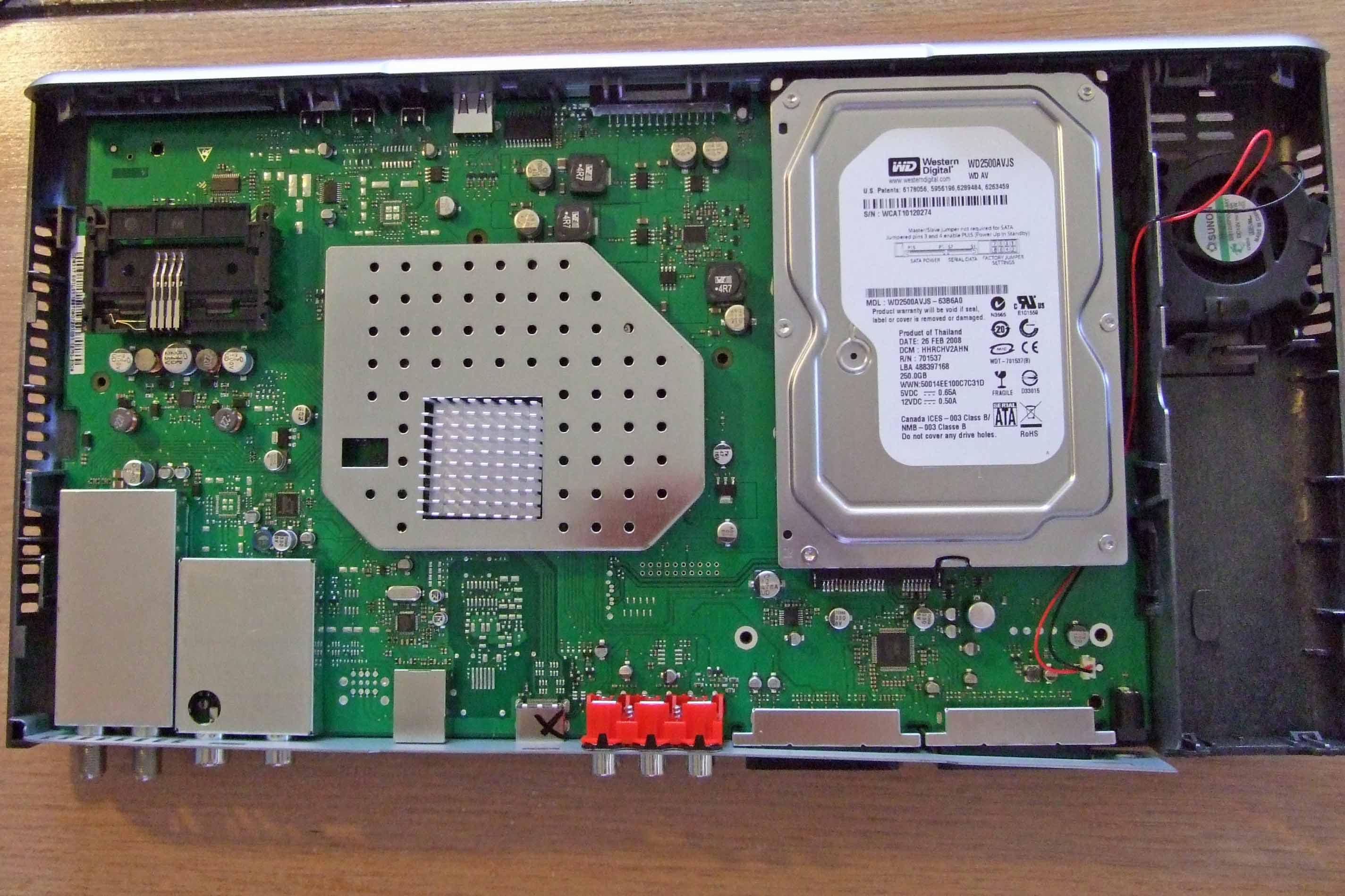 canal digital box