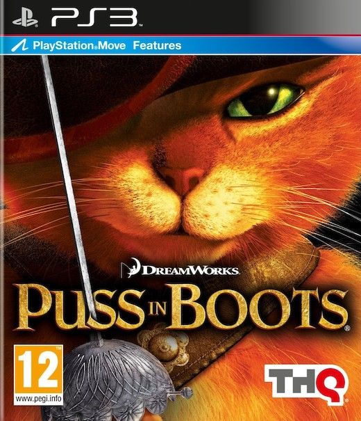Spelrecension Puss in Boots